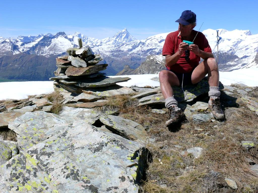 Estoul North Area From Palasina to Matterhorn 2007