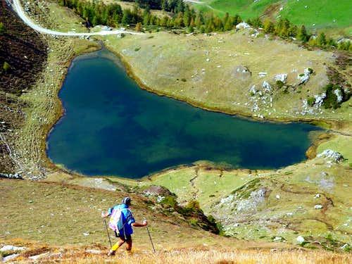 Estoul-Palasina From Mont Palon to Literan Loch 2002
