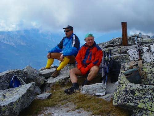 Estoul Basin & Area Mont Bieteron on Summit 2002