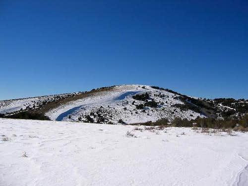 Lake Mountain Peak (UT)