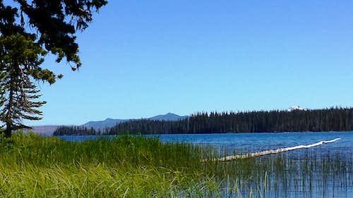 Waldo Lake, Oregon