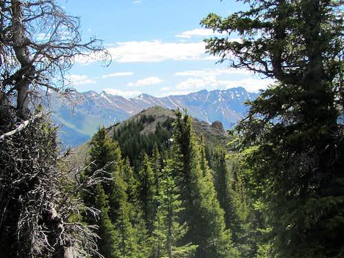 San Bernardo Mountain