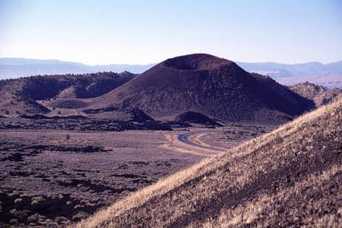 Diamond Cinder Cone, again