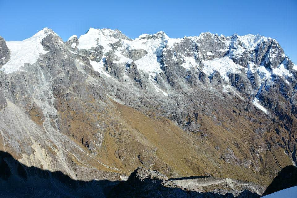 Nevado Humantay - South Face