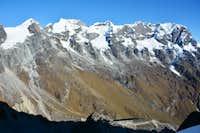 Nevado Humantay - South Face