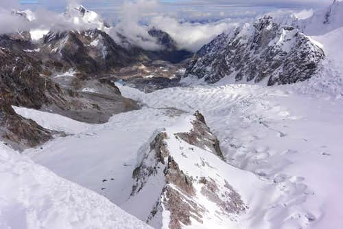 Chumpe - North Ridge