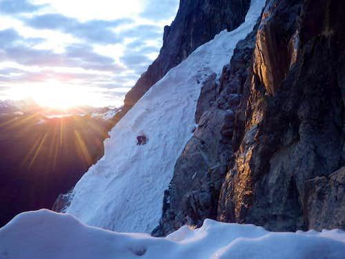 Nevado Humantay - North Face