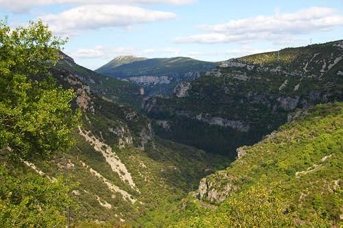 The canyon of Vis