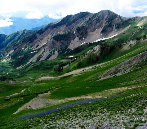 Corral Mountain