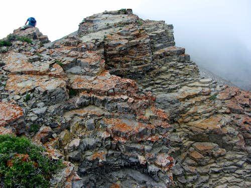 Provo Ridge obstacles
