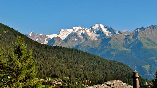 Grand and Petit Combin