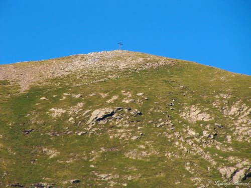 Gaggio Summit (2267m)