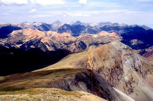 July 9, 2002 Mt. Sneffels...