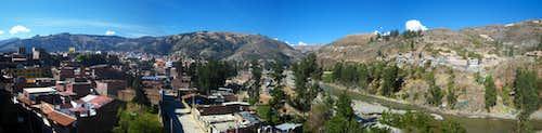 Huaraz Panorama