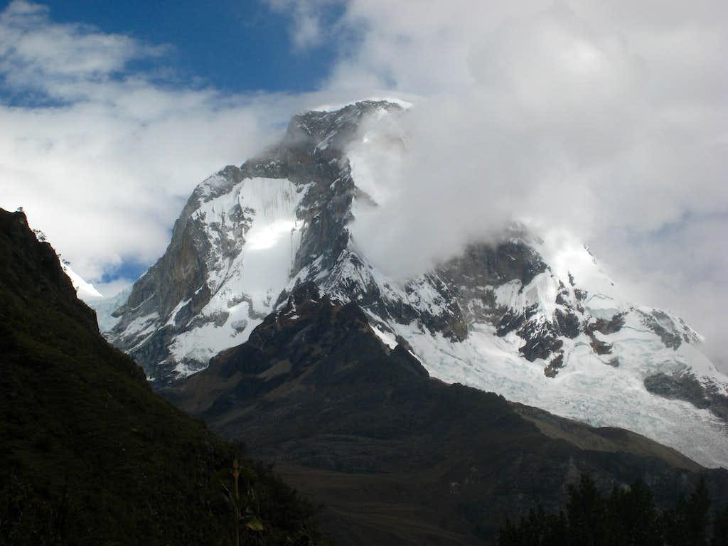 Huascaran Massif