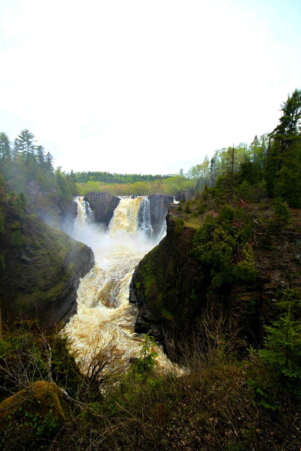 High Falls-Pigeon River