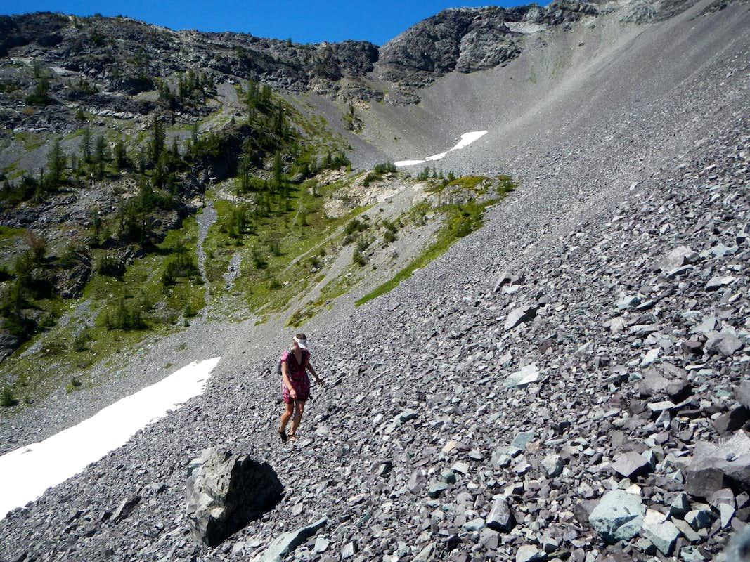 Scree Slope : Photos, Diagrams & Topos : SummitPost