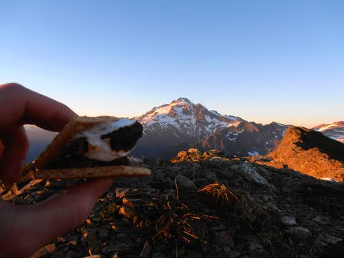 S'more and Glacier