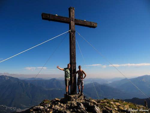 The nice Gaggio Summit Cross