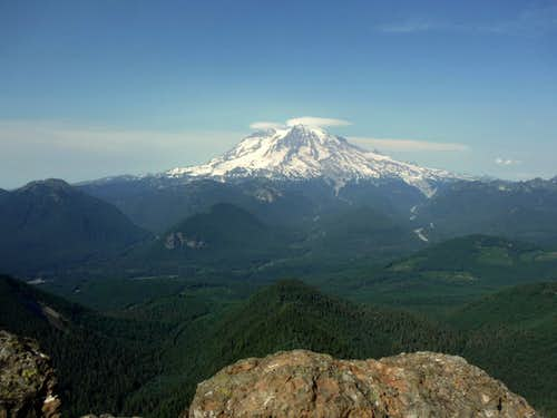 Tahoma from High Rock