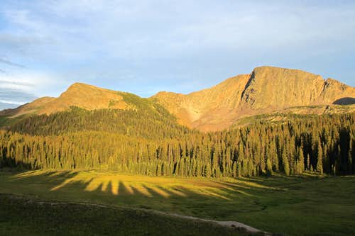 Snowdon Peak