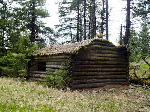 Lynx Mountain Lookout Cabin