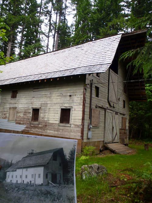 Darrington R.S. Lookout Site