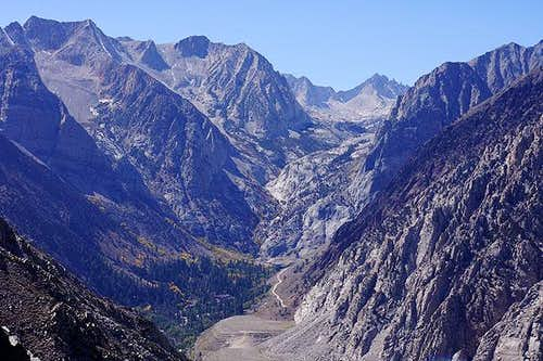 Upper Pine Creek Canyon