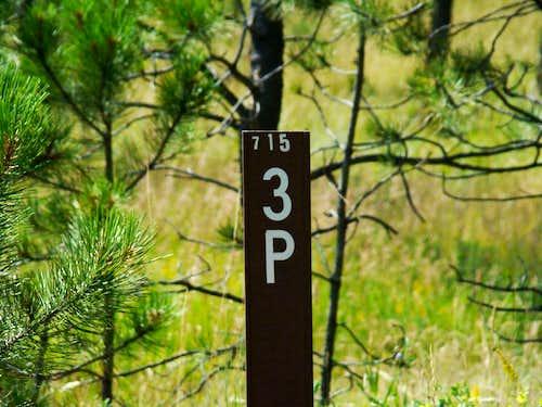 Sign 715.3P