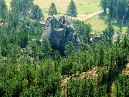 Helen Beryl Mine