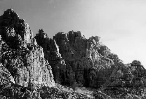 Near ... 7 (By Ilario) Torre della Madre dei Camosci 1968