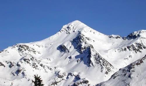Il monte Rosso (2943 m.)