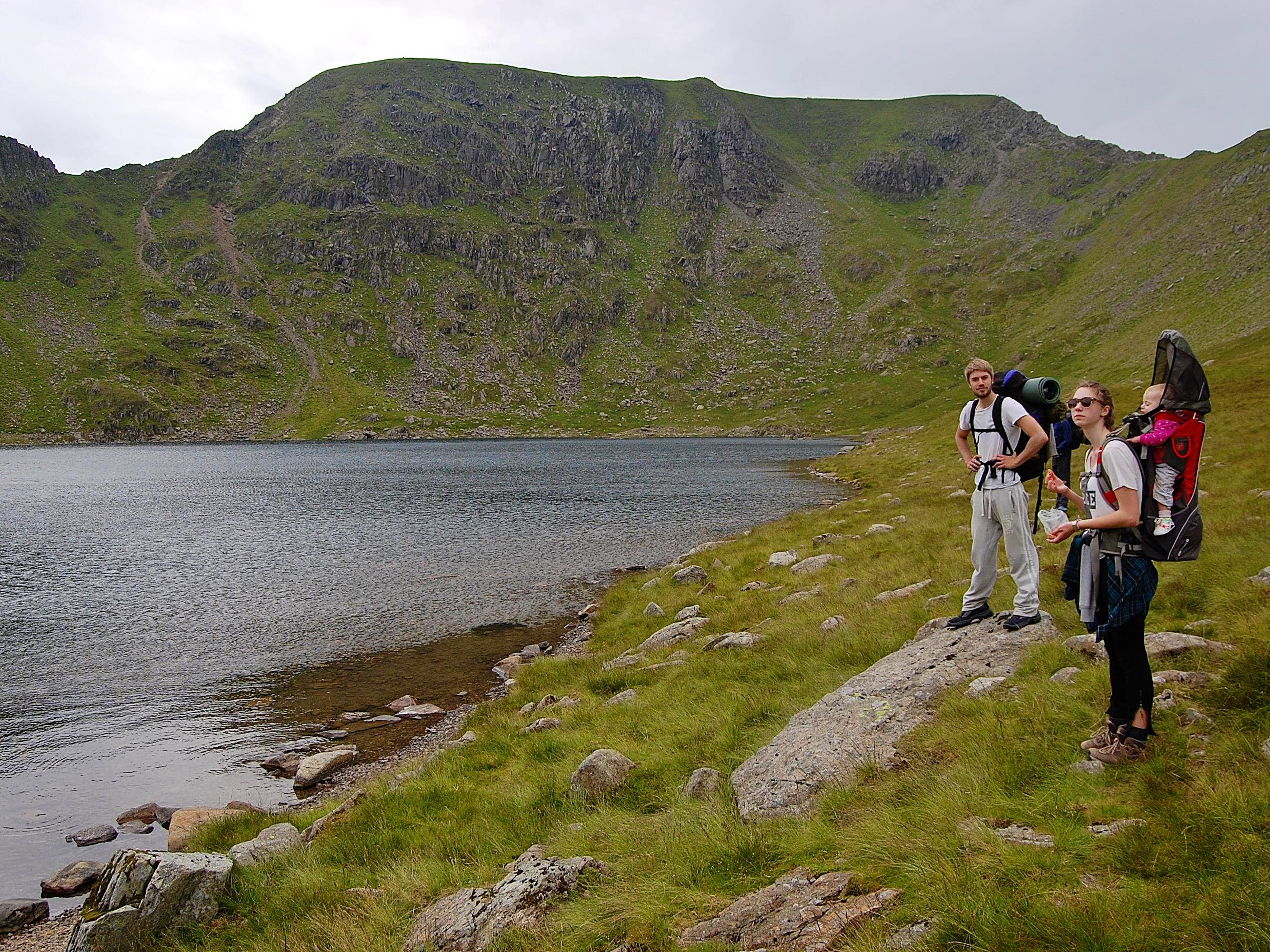 Lakes 2014: Four and a bit to Helvellyn