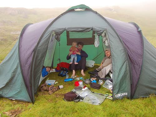 Four and a bit to Helvellyn 2014