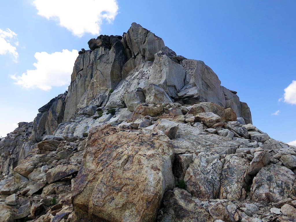 North Ridge of Richardson Peak