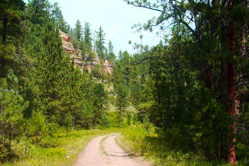 Good Hiking Area