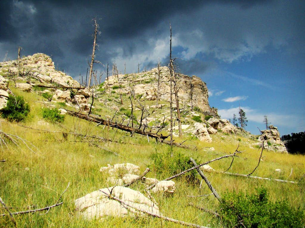Hell Canyon Storm