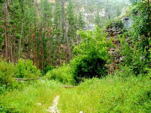 Hell Canyon Trail