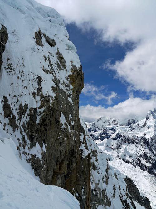 The Edge of Alpamayo