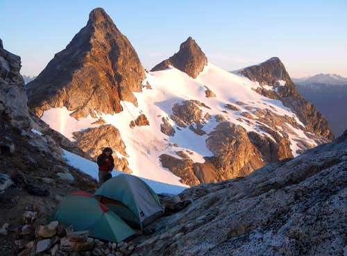 Snowfield Group August 2014