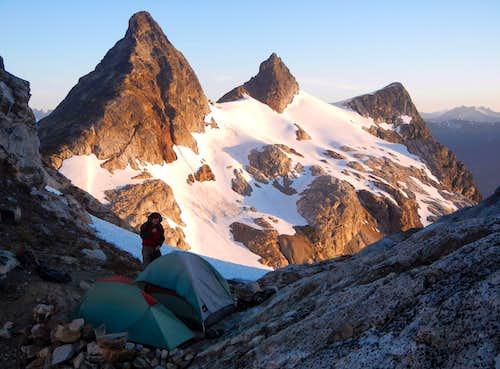Neve Col Camp