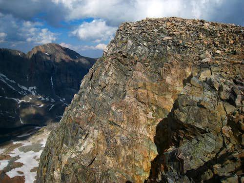 Cairn Mountain summit