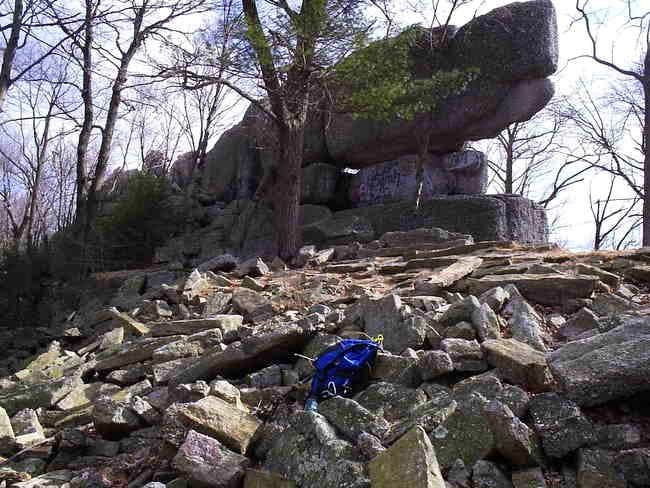 Part of Boxcar Rocks from...