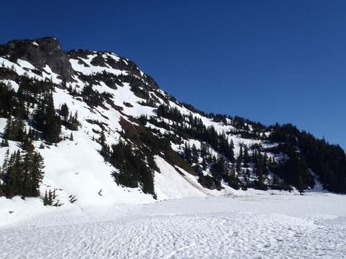 Winchester Mountain & Twin Lakes