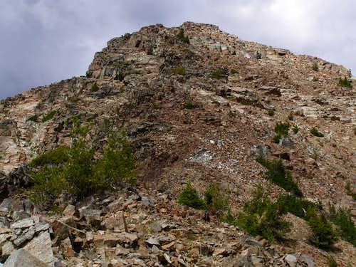 Summit pinnacle