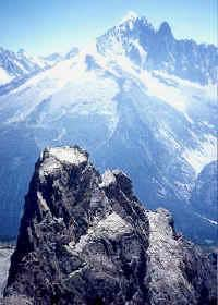 Summit of Aiguille de L'Index