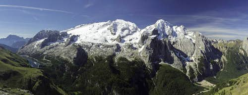 Central Marmolada Group