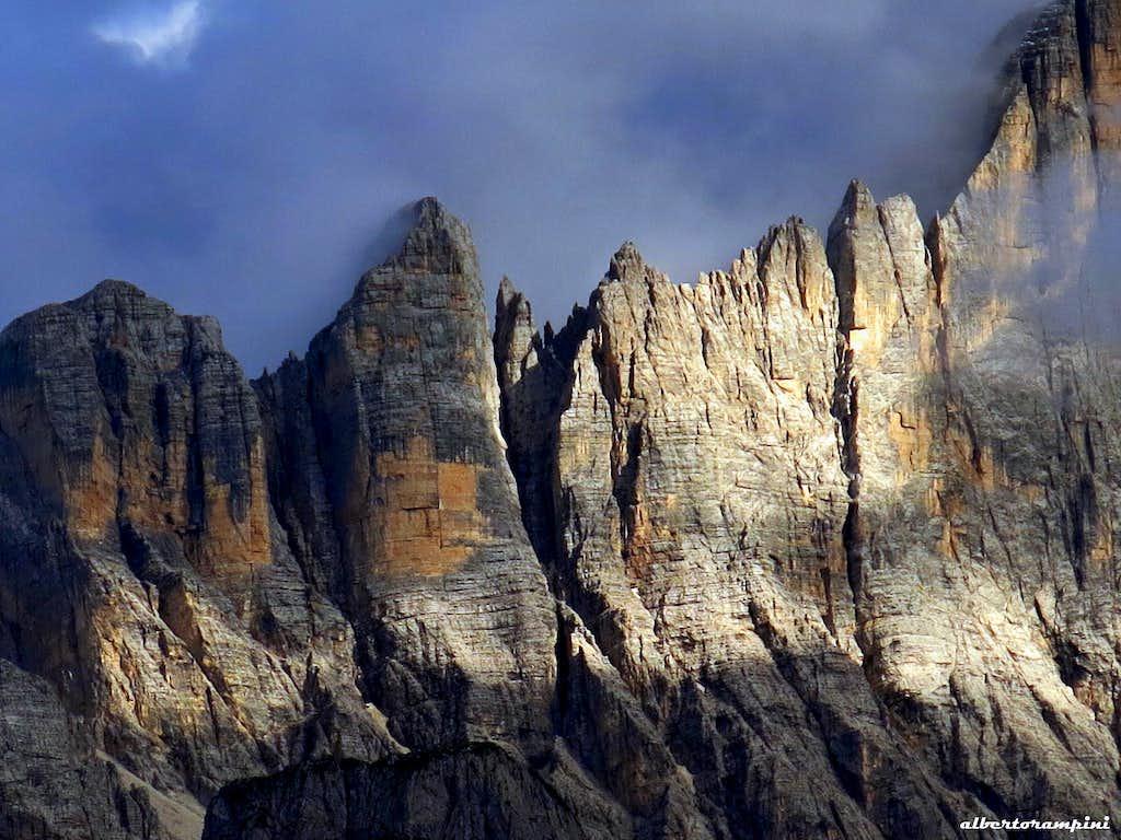 Torre di Valgrande from Colle S. Lucia