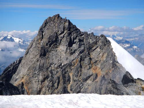 The Needle South Face