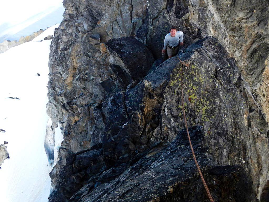The Needle Summit Ridge